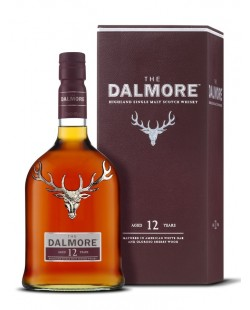 WHISKY DALMORE 12 ANS 70 CL