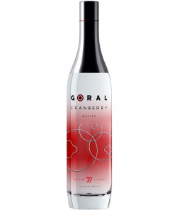 VODKA GORAL CRANBERRY 70 CL
