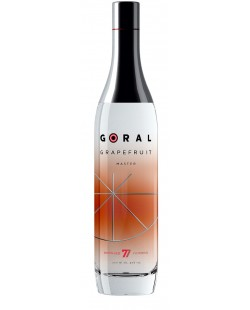 VODKA GORAL GRAPEFRUIT ( pamplemousse ) 70 CL