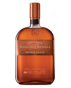 Whisky Woodford Reserve Double Oaked