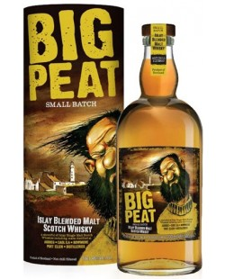 WHISKY BLENDED BIG PEAT 70 CL