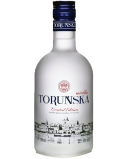 VODKA TORUNSKA LIMITED EDITION 50 CL