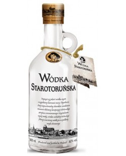 VODKA STAROTORUNSKA TRADITION 50 CL