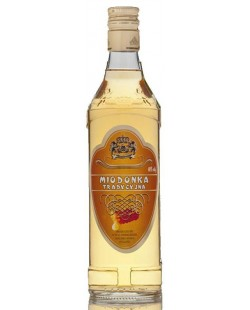 VODKA MIODONKA MIEL 50 CL