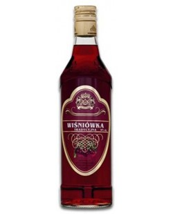 VODKA WISNIOWKA ( cerise ) 50 CL