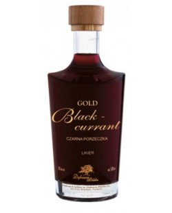 LIQUEUR DEBOWA GOLD BLACKCURRANT ( cassis ) 70 CL