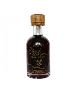 DEBOWA GOLD BLACKURRANT ( cassis ) MINIATURE 5 CL