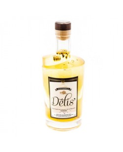 RHUM DELIS' FRUIT DE LA PASSION 70 CL