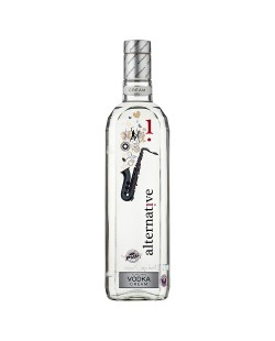 VODKA ALTERNATIVE CREAM ( vanille ) 70 CL