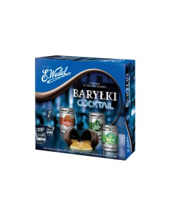 BARYLKI COCKTAIL WEDEL 200 GR