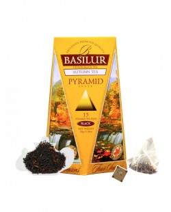 THE BASILUR PYRAMIDE / AUTOMN TEA 30G