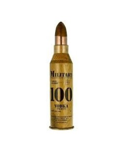 VODKA DEBOWA MILITARY 1 L